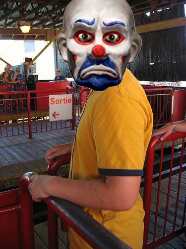 clown ronde